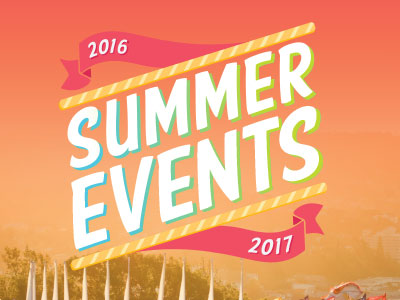 summer events promo